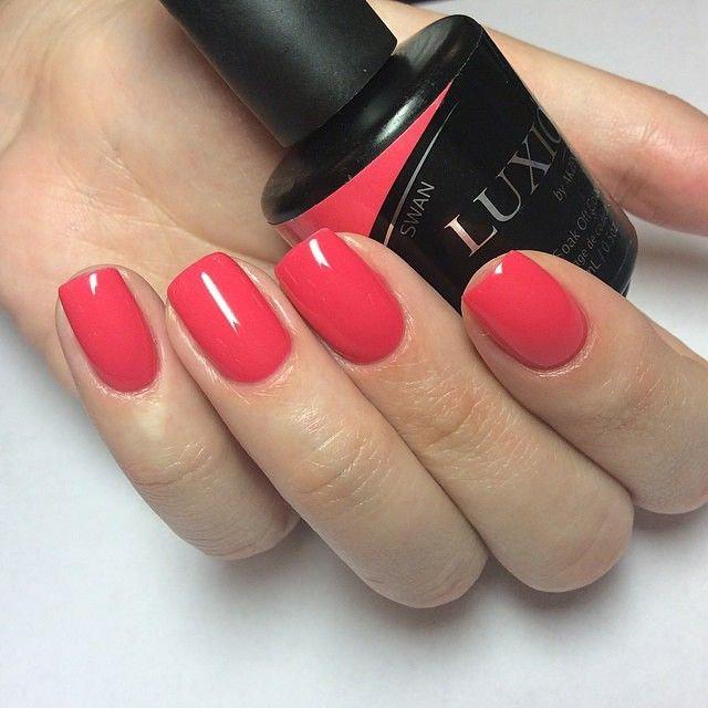 Glam Gel Polish manicure