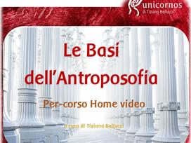 le Basi dell'antroposofia HOME VIDEO