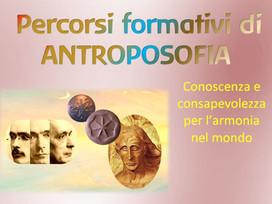 PER-CORSO 8 seminari antroposofia da casa
