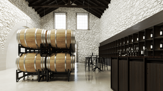 Granjal Wine Exhibit