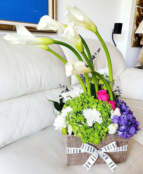 Luxe Calla Lily Box