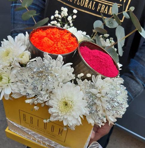 Holi box of greetings