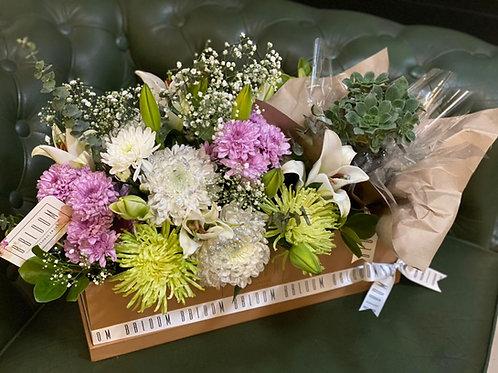 Au Naturel Plant+Flowers