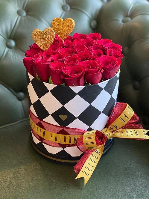 Be Mine Love Bucket