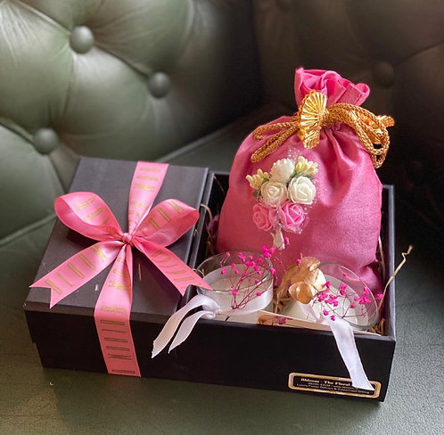 Surprise box in Pink