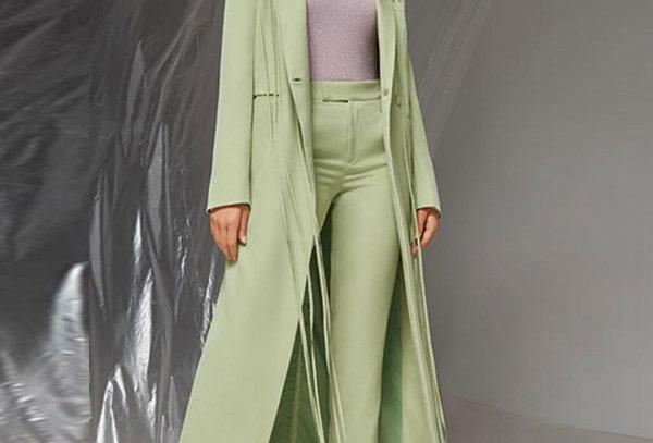 KOYA long blazer-suit with pants