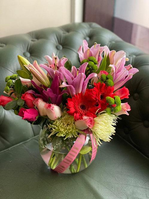 Wild Colour Mix - in a vase
