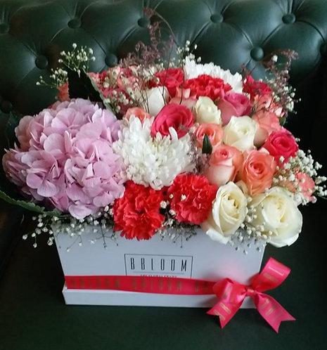 Dazzle Pink Box