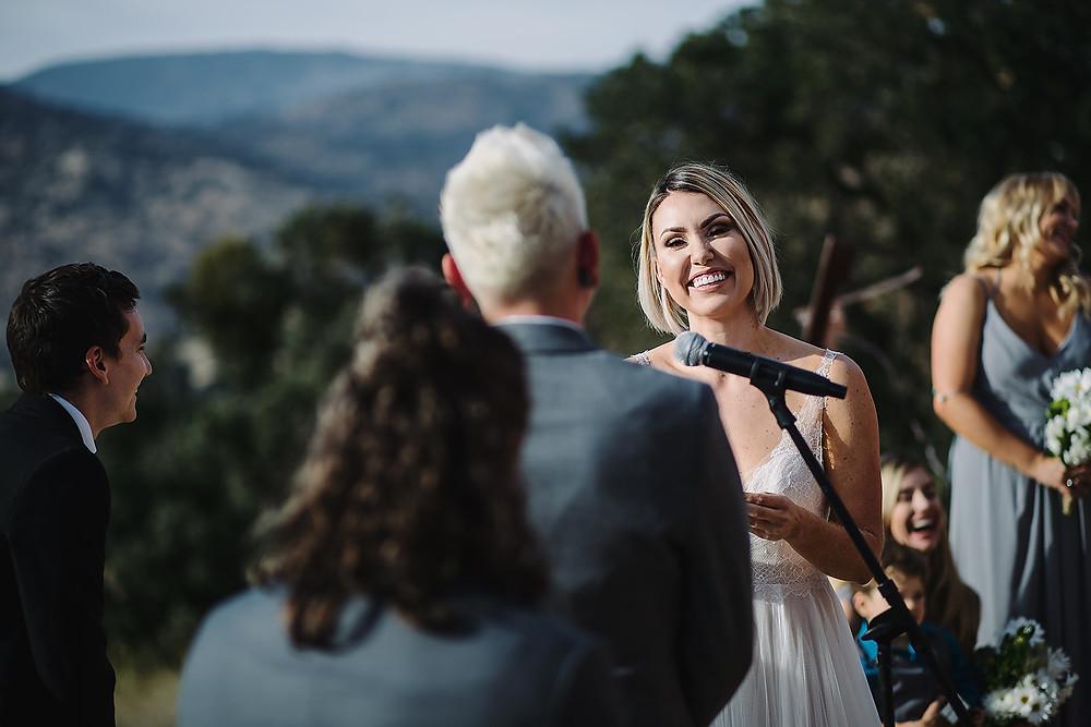 Malibu Wedding Reception