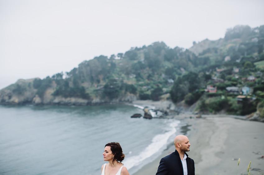 Muir Beach Engagement