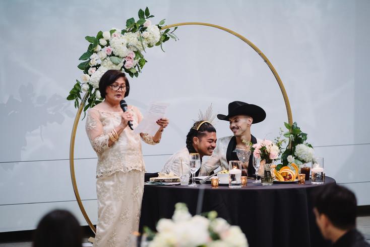 Millwick Wedding Toasts