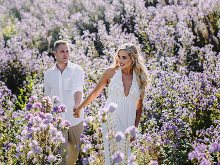 Point Dume and Malibu | Engagement
