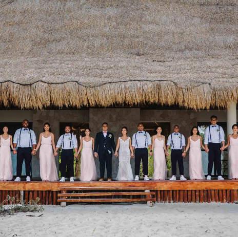 Group Wedding Photos Ideas