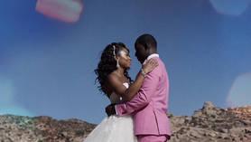 Wedding Video at Hummingbird Nest Ranch, Simi Valley