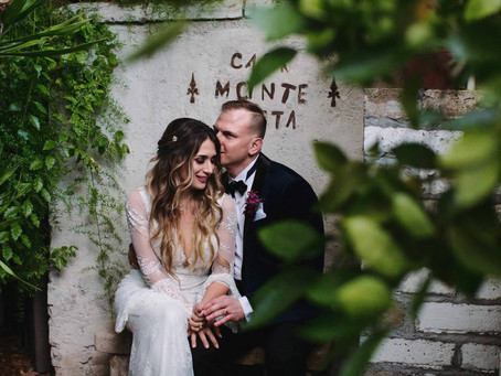 Casa De Monte Vista | Palm Springs wedding