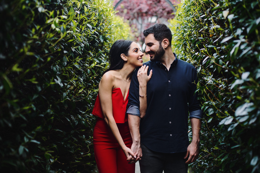 Engagement Shoot in Bay Area