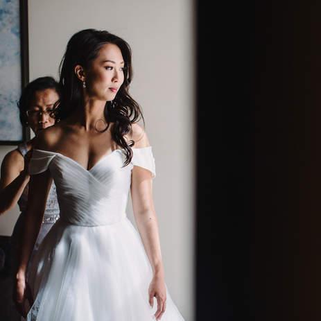Grammy's Museum Wedding Prep