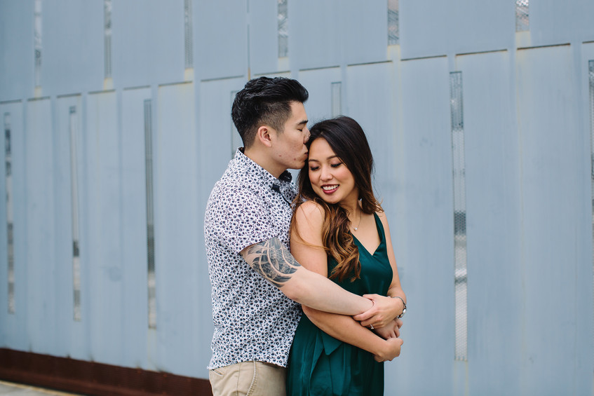 Los Angeles Engagement Photoshoot