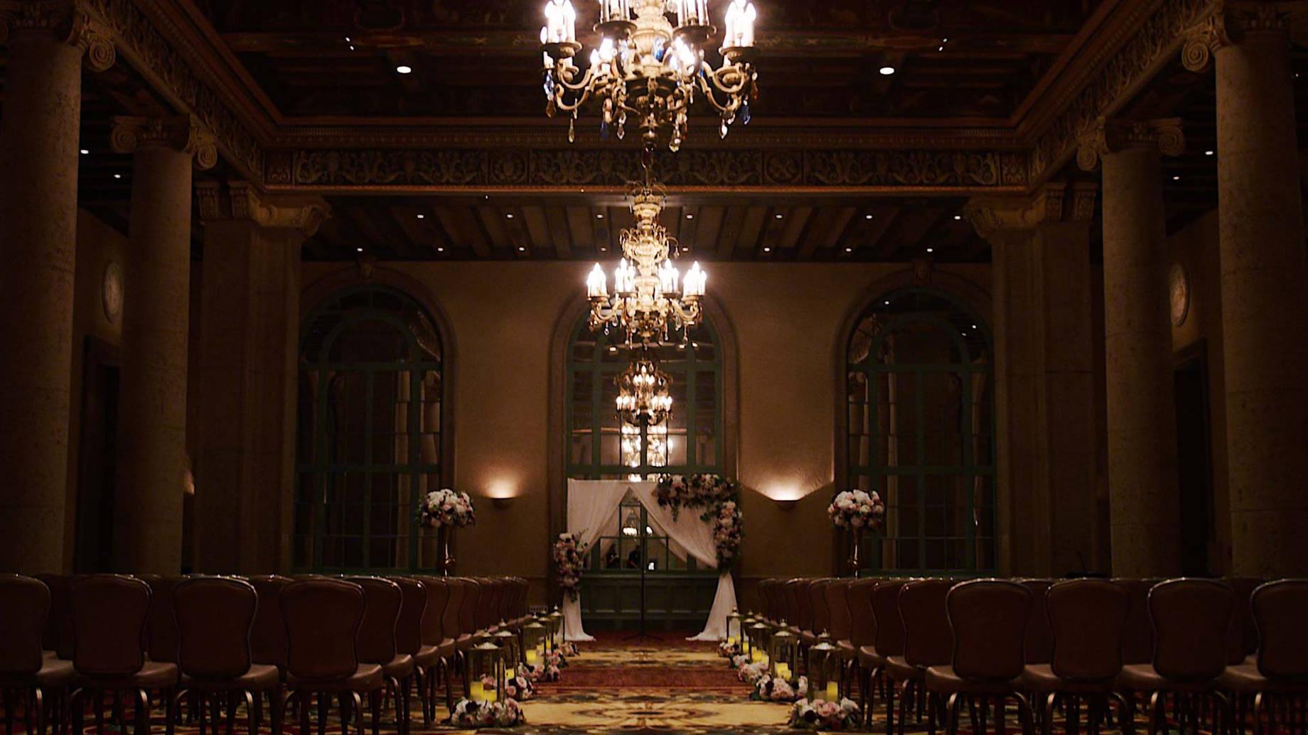 Biltmore Wedding Ceremony