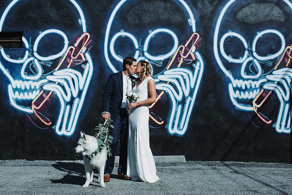 Mid-City Rustic Wedding Inspiration