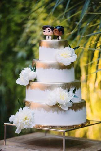 Millwick Wedding Cake
