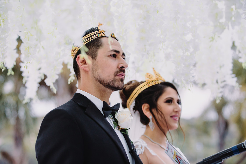 San Francisco Wedding Ceremony