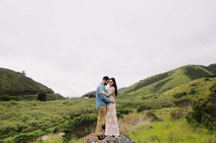 Sausalito Engagement Shoot