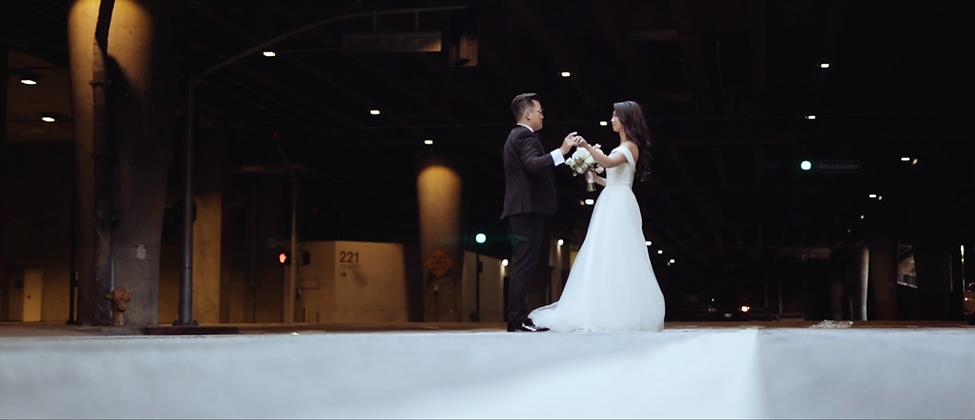 Wedding First Look Video