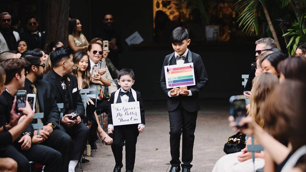 LGBT wedding Photographers