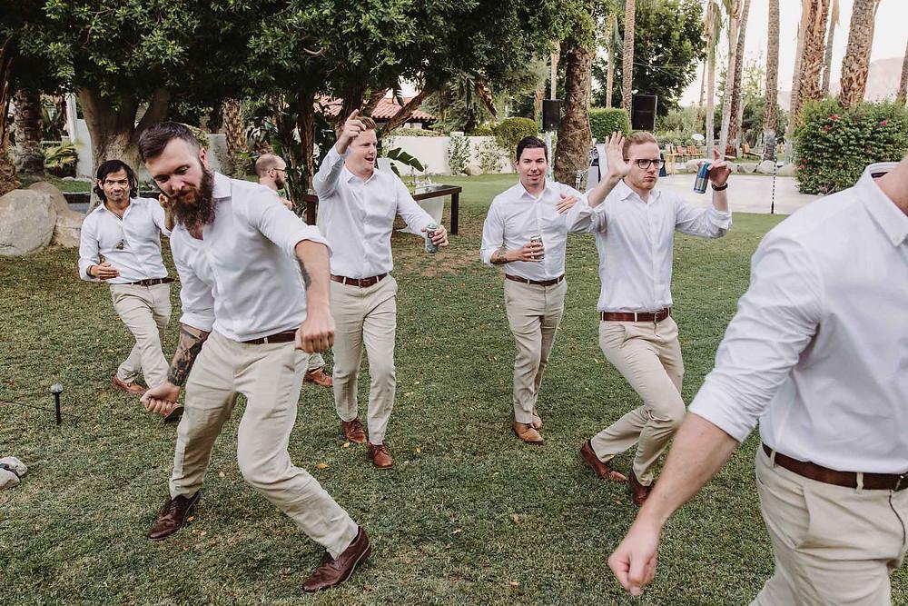 SoCal Wedding Reception