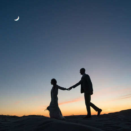 Wedding Photo in Malibu