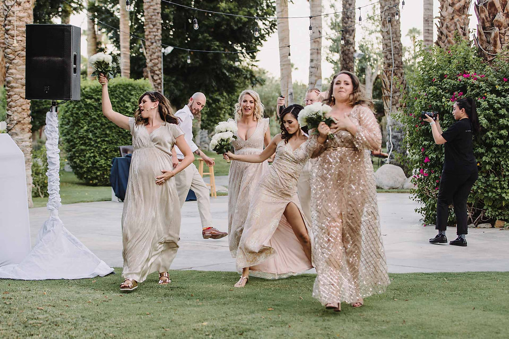 Modern SoCal Wedding