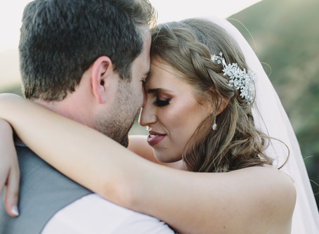 Classic Jewish vineyard wedding | Danielle & Yair