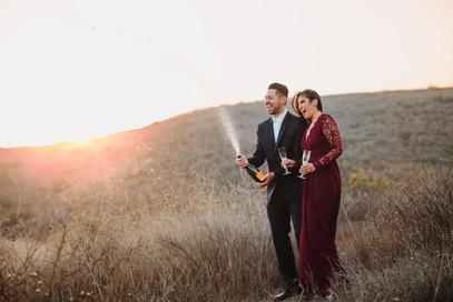 Engagement in Malibu