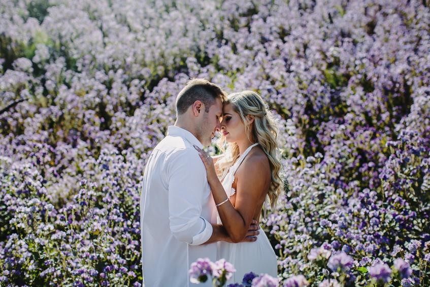 Engagement Photoshoot Malibu
