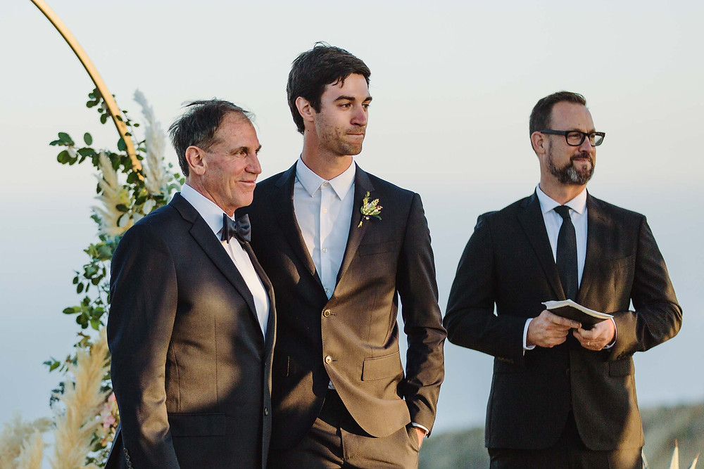 Private Malibu Wedding