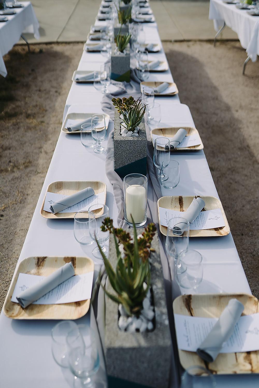 Malibu Residence Wedding Reception