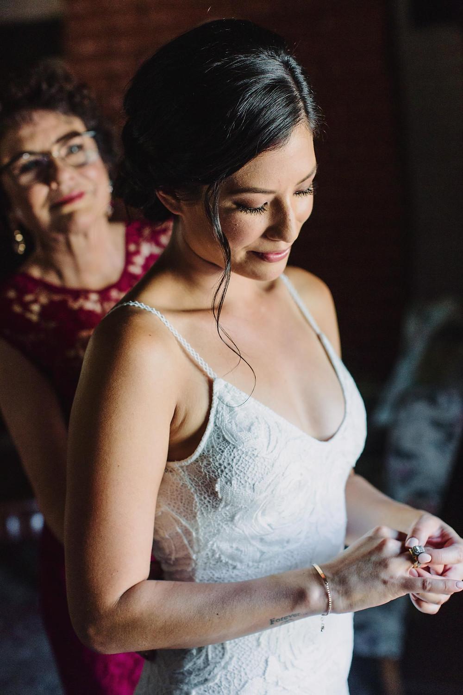 Modern Cree Estate Wedding