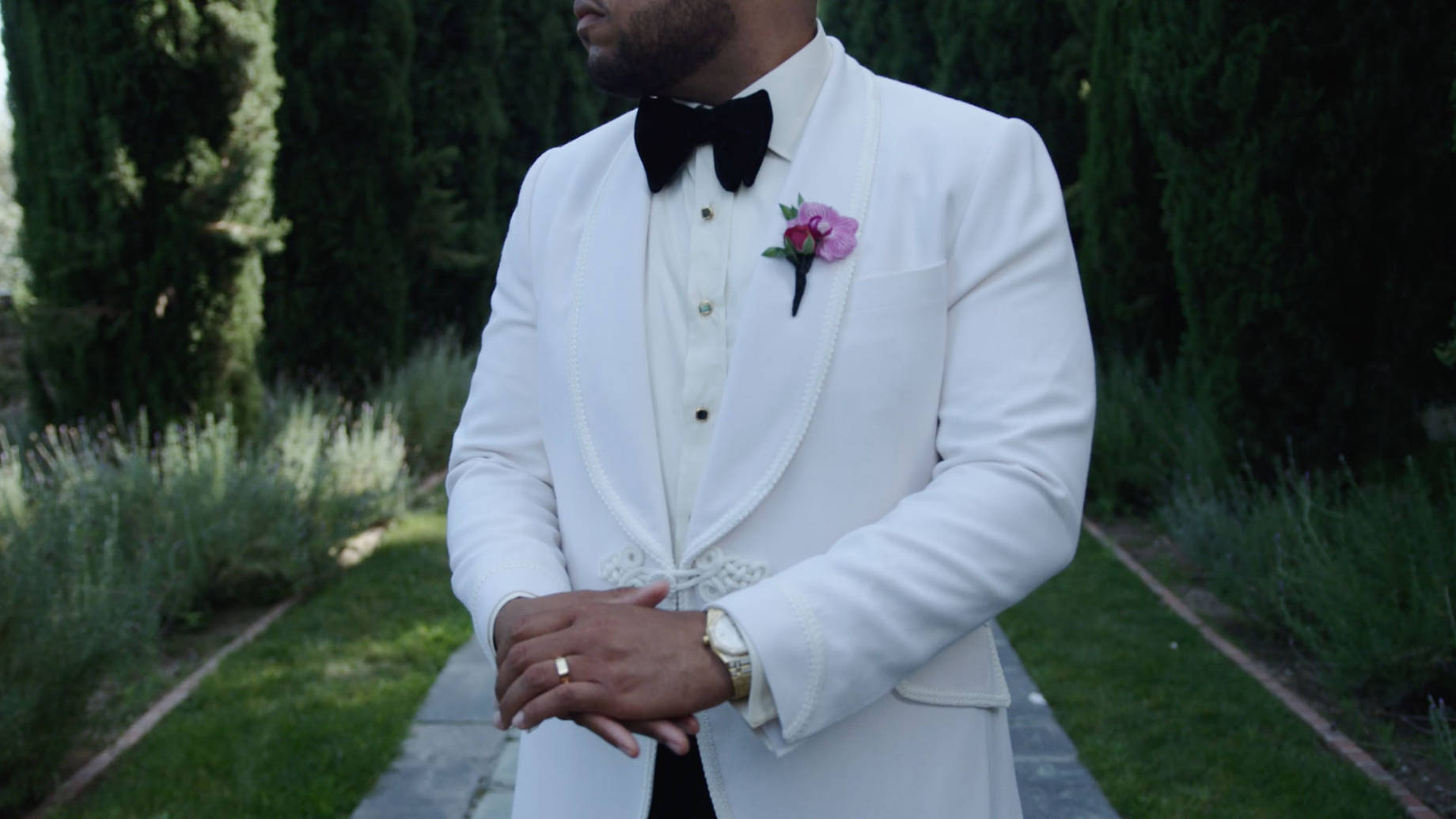Groom Designer Jacket