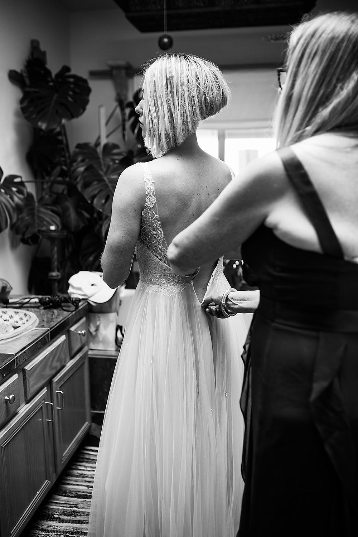 Rustic Wedding Dress Inspiration