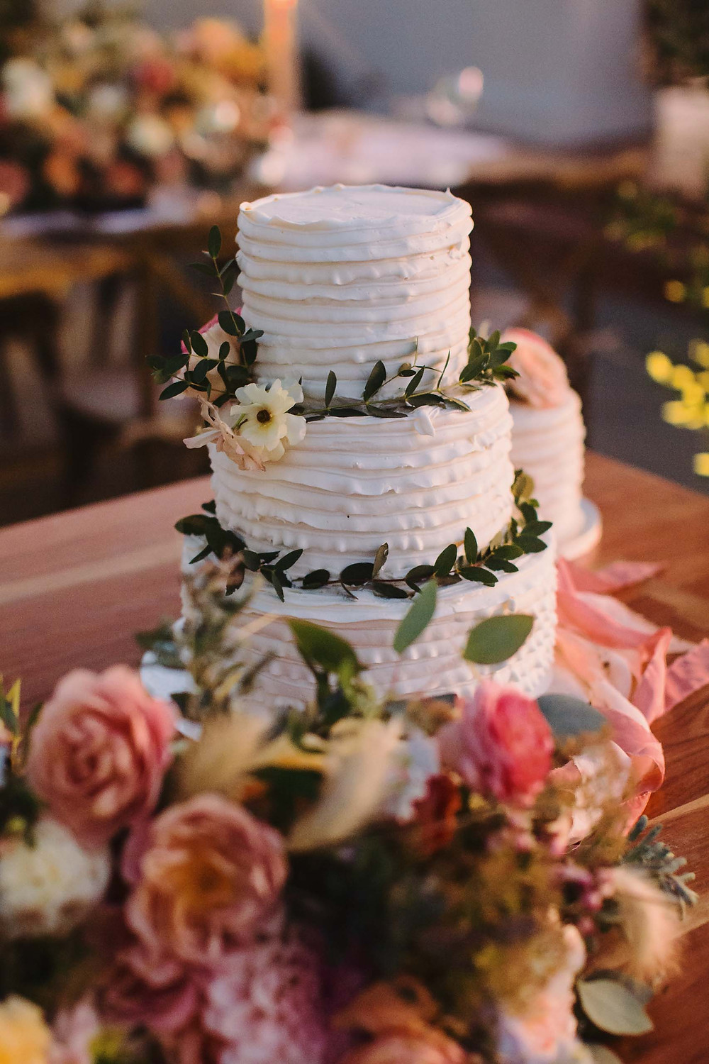 Rustic Style Cake Inspiration
