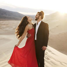 Epic Elopement in the Desert