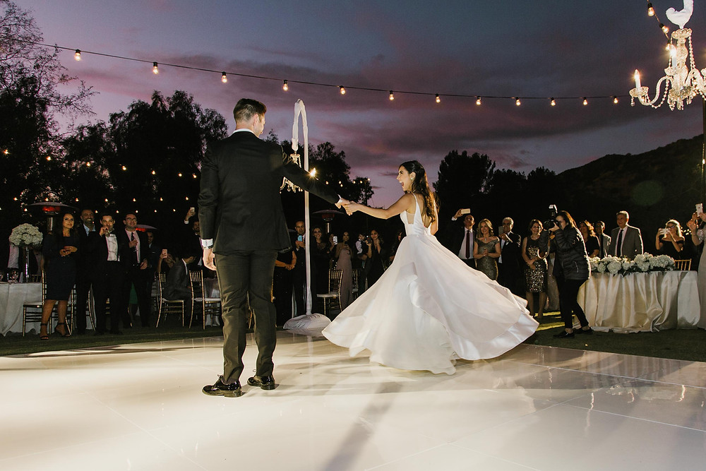 Simi Valley Wedding Reception