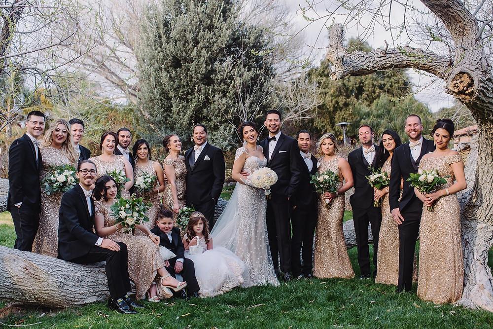 Wedding at Gardens of Paradise