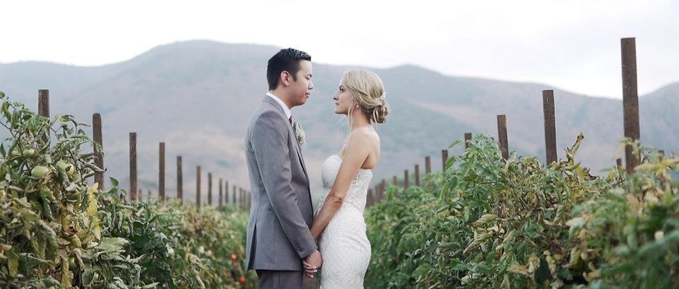 Wedding Posing for Videography
