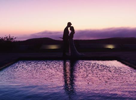 Golden Rustic Malibu Wedding | Emily + Matt