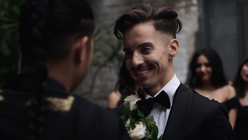 Millwick Wedding Ceremony, Los Angeles