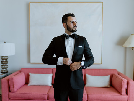 A Groom's guide to posing | Pro tips