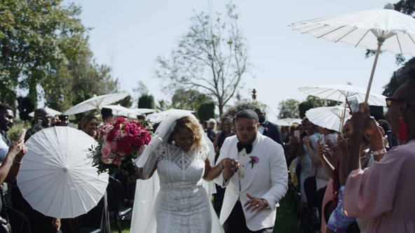 Wedding Video at Greystone Mansion, Beverly Hills