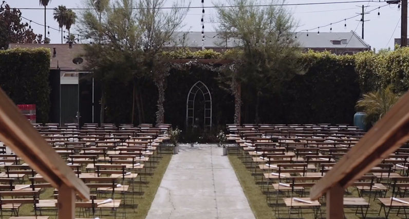 Ruby Street Wedding Venue